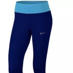 Nike Blue Leggings 3xl
